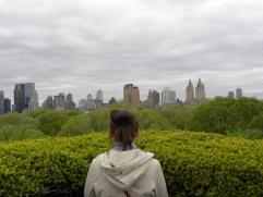 126. Vue imprenable sur Central Park depuis le rooftop du MET