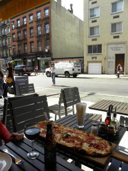129. Des pizzas et des bières locales excellentes grâce à l'immigration italienne et allemande de la ville !