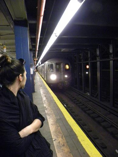 27. Metro newyorkais