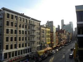 31. Retour par Chinatown