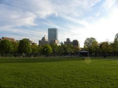 40. Boston Common, le parc central de la ville. Inauguré en 1634, ce qui en fait le plus vieux jardin public des Etats-Unis !