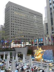 49. Rockfeller Plaza