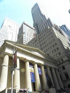 5. Quartier de Wall Street - Le 1er Parlement US