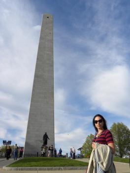 75. Monument à la bataille de Bunker Hill