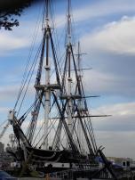 77. Il s'agit non moins que du plus vieux navire de guerre encore à flot au monde !