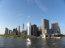 78. Vue depuis le ferry pour Staten Island