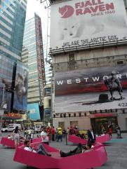 9. Abords de Times Square