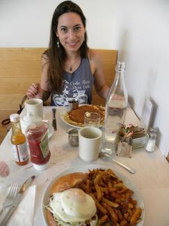 93. American breakfast (or lunch...)